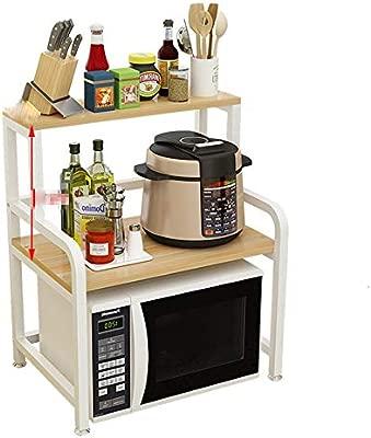 Zjcpow-HO Estante de la Cocina Horno de microondas Estante ...