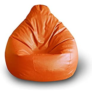 Amazon.com: relaxsacks 6dm-fl001 6 ft. Round Sack – Piel ...