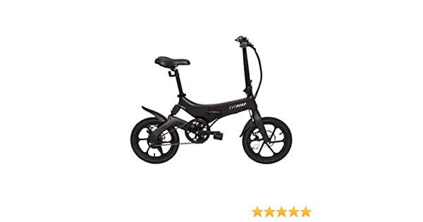 eBike EvoRoad - Bicicleta Eléctrica Ruedas 16: Amazon.es: Deportes y aire libre