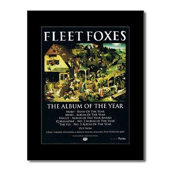 Fleet Foxes - Album of the Year Mini Poster
