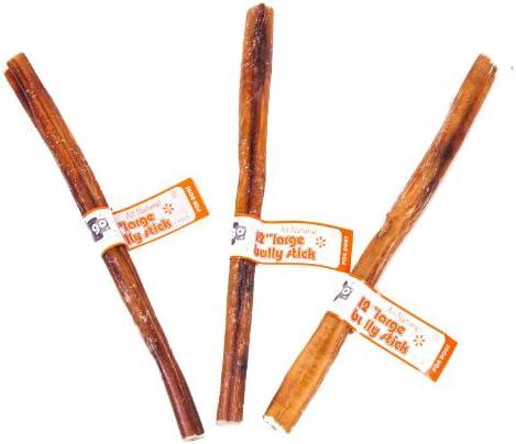 GoGo Large Bully Sticks – 12 Inch