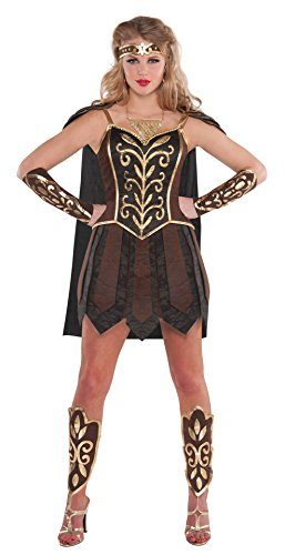 Womens Warrior Princess Costume Size Small (2-4)