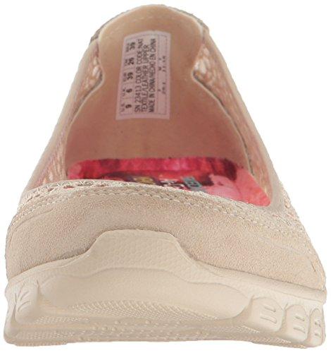 Skechers Sport Femmes Ez Flex 3.0 Majesté Sneaker Mode, Naturel, 7,5 M Us