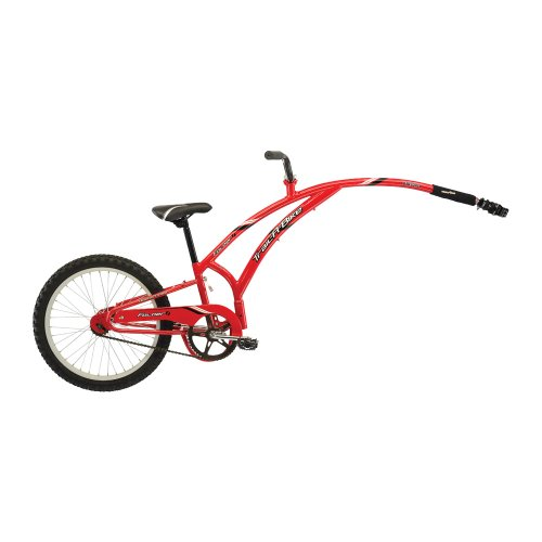 Adams Folder 1 Trail-A-Bike - Red by Adams Manufacturing (Image #1)