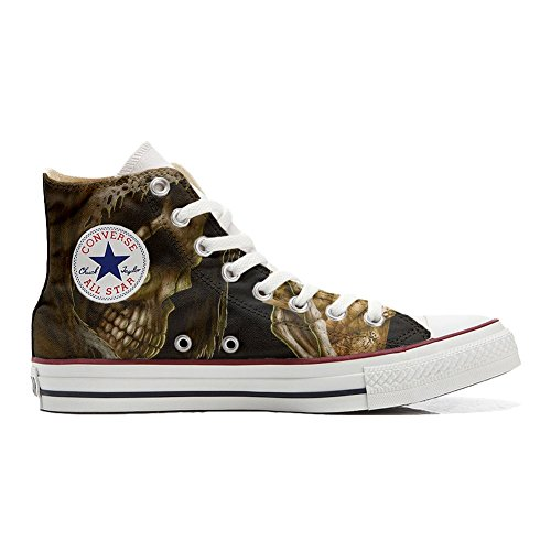 Schuhe Schuhe personalisierte Handwerk Tod Horror Star Customized All Hi Converse x0XwqFTS0