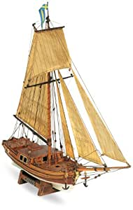 Mamoli MV 33 Gretel - Barco a escala 1:54 [Importado de Alemania]