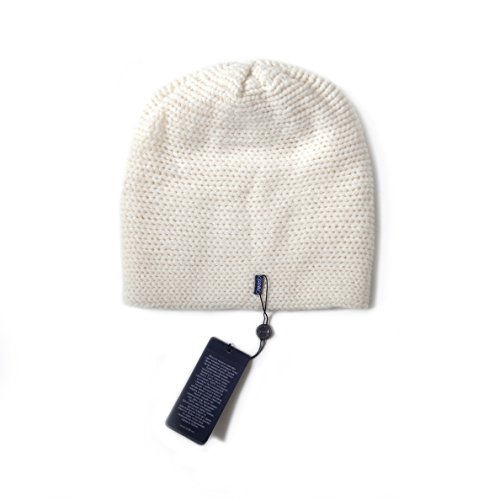 100% Cashmere Beanie Hat (Irovry)