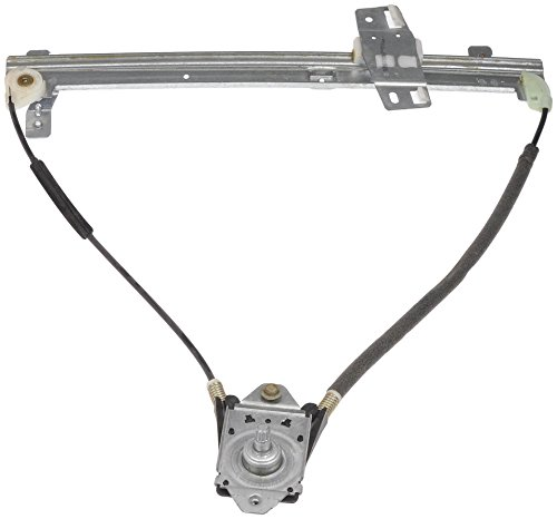 Dorman 749-014 Front Driver Side Manual Window Regulator for Select Jeep Models