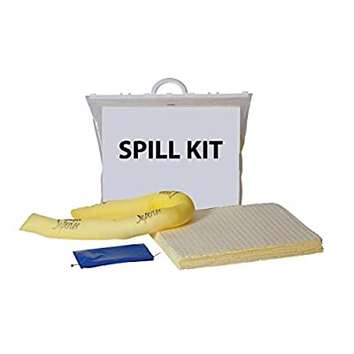 Lubetech 15Ltr Chemical Spill Kit by Lubetech