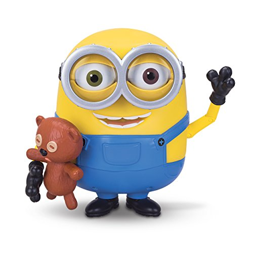 Nice Amazon.com: Despicable Me Minions Bob Interacts With Teddy Bear: Toys U0026  Games