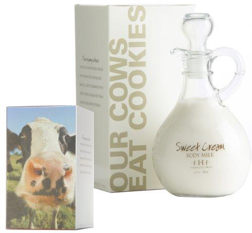 Milk Cream Body (FarmHouse Fresh Sweet Cream Body Milk - Cruet)