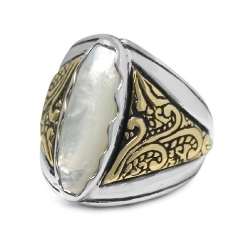 carolyn-pollack-sterling-silver-mixed-metal-ring