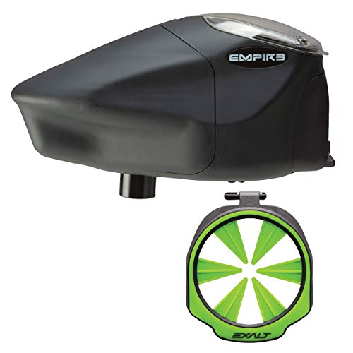 Empire Prophecy Z2 Paintball Loader - Exalt Feedgate - Lime - Wicked Bundle - Empire Prophecy Paintball