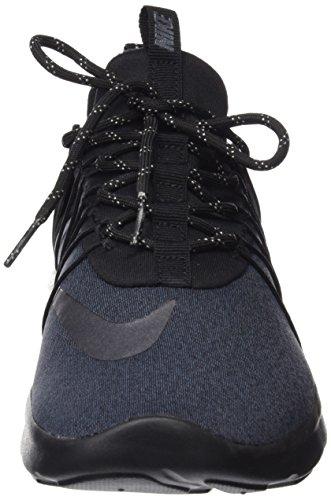 Nike Herren Darwin Freizeitschuh Schwarzer / Metallischer Hämatit