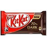 Kit Kat 4pk 70% Cocoa Dark Chocolate (45g / 1.6oz per pack)