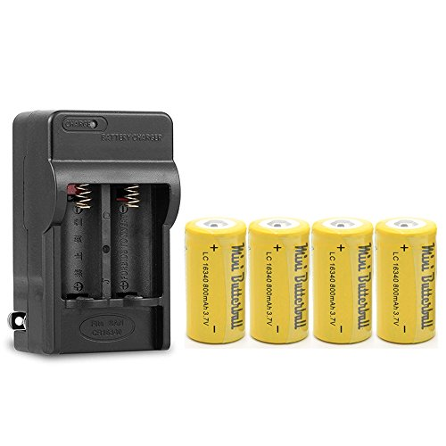 mini-butterball-4pcs-800mah-37v-li-ion-16340-rechargeable-battery-replacement-cr123a-battery-with-16