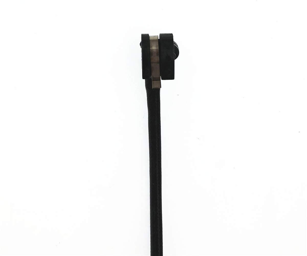 HZTWFC 34353411757 Rear Brake Pad Wear Sensor Compatible for 2004-2010 BMW X3 E83 2.5i 3.0i 34353411757