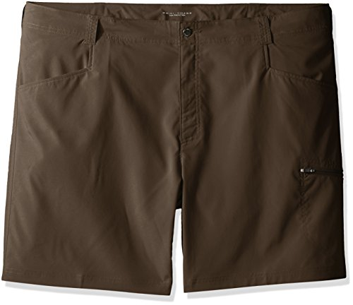 Price comparison product image Columbia Men's Silver Ridge Stretch Big Shorts, Major, 48 x 8