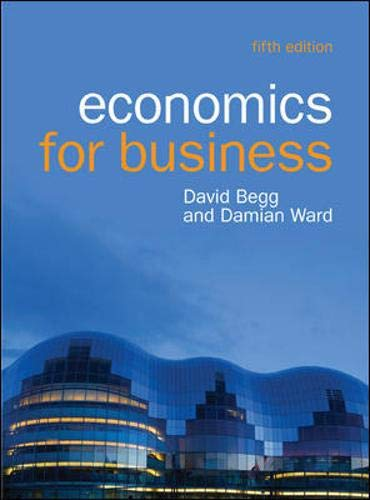 Economics for Business (UK Highe...