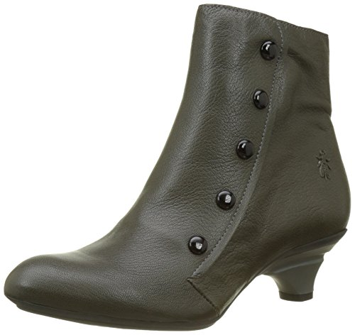 Bibs118fly Seamweed Fly Bottes Vert London Femme wvq6ZxB7