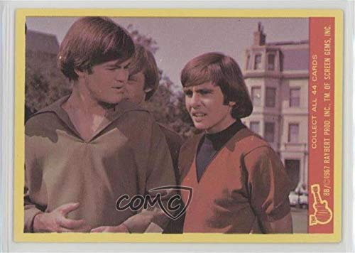 The Monkees (Trading Card) 1967 Donruss The Monkees Series B - [Base] #8B ()