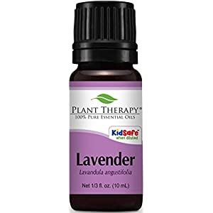 Lavender Essential Oil. 10 ml. 100% Pure, Undiluted, Therapeutic Grade.