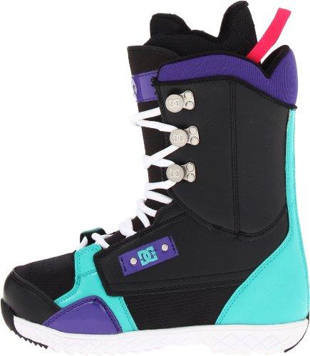 Misty Snowboard Dc 13 Femmes De Brownblue Bottes Des Jeunes Awq6nBTqd