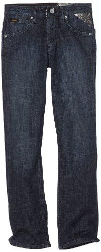 (Volcom Big Boys' Enowen Youth Jeans, Banger Vintage, 27)