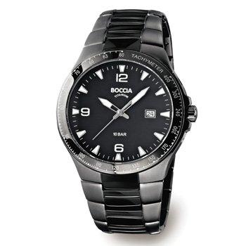 3549-03 Mens Boccia Watch
