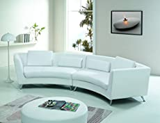 Curved Sofas For Sale: Elite Home Theater Seating Curved Loveseat ...