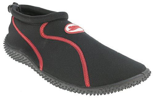 GmbH Black Shoes Shoe Beppi Red Vertriebs Unisex Wasserschuhe Size S Bathing D Surf Various Colours wOOtA0zqR