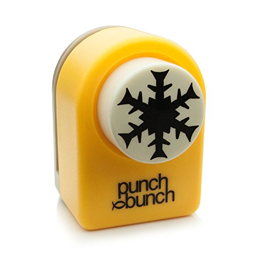 (Punch Bunch Medium Punch-Snowflake)