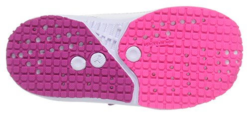 Puma Carson Runner Mesh Ve V Inf, Zapatillas Unisex Niños Rosa (Knockout Pink-puma White 04)