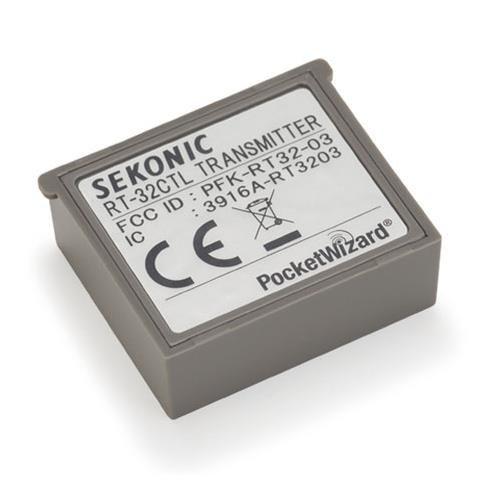 Sekonic Corporation RT-32CTL Radio Transmitter Module, (Black) by Sekonic
