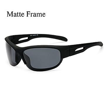 TL-Sunglasses Gafas de sol polarizadas Polaroid gafas de sol deportivas Lentes UV400 gafas de