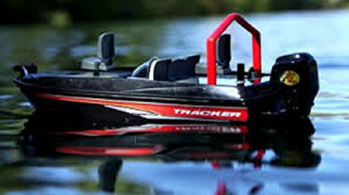 Bear river bass pro black remote control fishing boat for Bass pro fishing sale