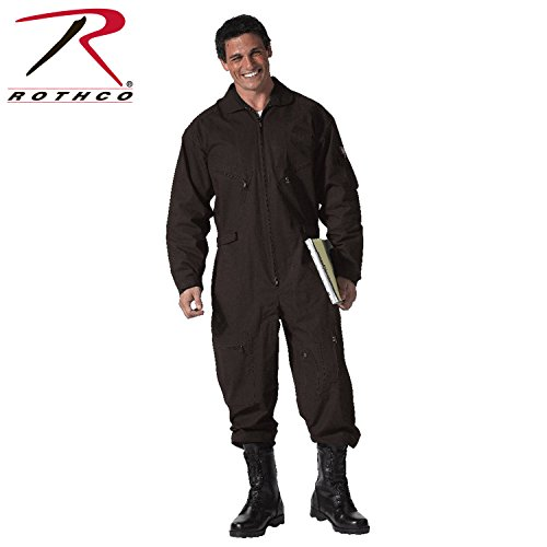UPC 613902750227, Rothco Flight Coverall, Black, Medium