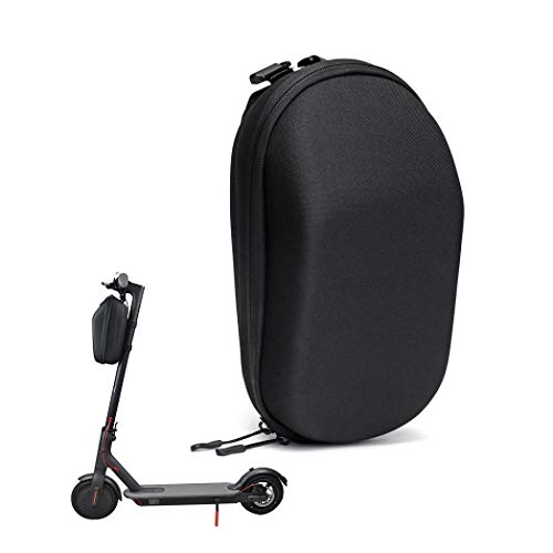 Imjoyful Universal Waterproof Storage Bag Front Carrying Bag for Xiaomi m365 Electric Scooter, Bicycle Accessories