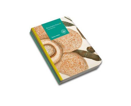 Remarkable Plants: Mini Notebooks: Set of 3 (Thames & Hudson Gift)
