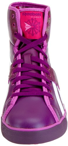 Reebok TD2010 LG TYRI Sneaker purple pink white Purple