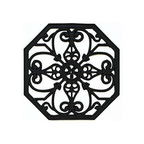 Calloway Mills 900171616 Cambridge Rubber Trivet/Stepping Stone, 16