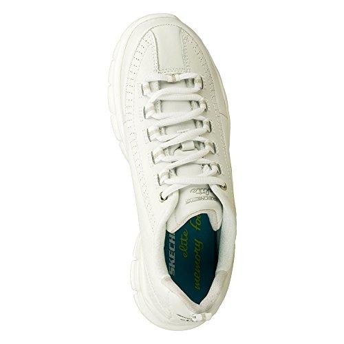 Skechers Sport Damen Elite Synergie Fashion Sneaker Weiß