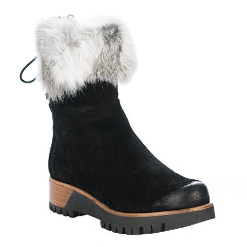 Noir Femme Manas Noir Femme Boots Manas Boots Boots Manas vIIEp8w