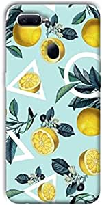 Printed Back Cover For Oppo F9 - Multi Color