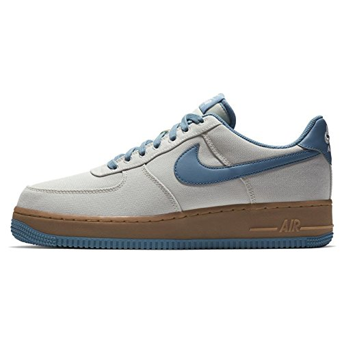 Nike Air Force 1 07 Txt Mens Aj7282-004 Osso Leggero / Aegean Storm-summit Bianco