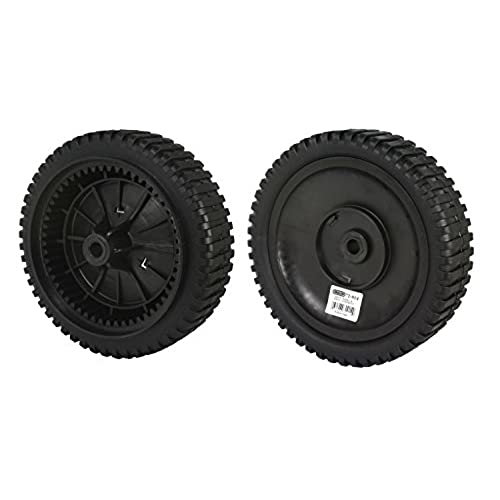 Lawn Mower Self Propelled Front Wheels Amazon Com