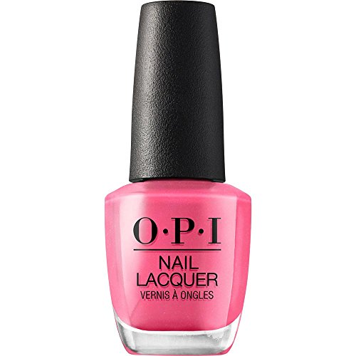 OPI Nail Lacquer, Hotter than You Pink