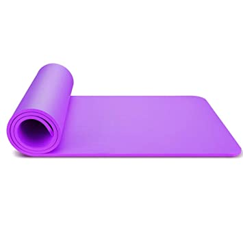 Caixia Colchoneta de Yoga colchoneta de Ejercicios ...