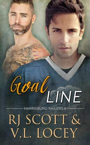Books : Goal Line (Harrisburg Railers) (Volume 6)
