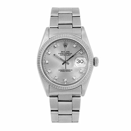 Rolex Datejust swiss-automatic mens Watch 16014 (Certified Pre-owned) by Rolex